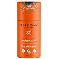 ATTITUDE 100 % minerální ochranná tyčinka na celé tělo SPF 30 s vůní Orange Blossom 85 g - Opalovací krém