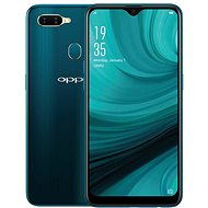 Oppo AX7 Dual SIM 64GB modrá - Mobilní telefon