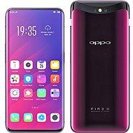 Oppo Find X Dual SIM 256GB červená - Mobilní telefon