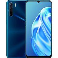 Oppo A91 modrá - Mobilní telefon