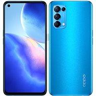 OPPO Reno5 5G modrá - Mobilní telefon
