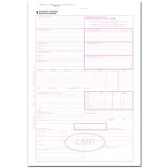 OPTYS 1197 CMR International Consignment Note CZ/NJ - Form