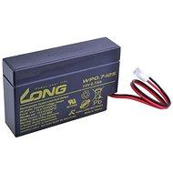 Long 12V 0.7Ah olověný akumulátor JST (WP0.7-12S) - Nabíjecí baterie