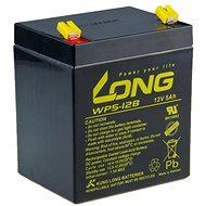 Long 12V 5Ah olověný akumulátor F1 (WP5-12B F1) - Nabíjecí baterie