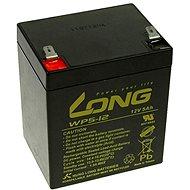 Long 12V 5Ah olověný akumulátor F2 (WP5-12B F2) - Nabíjecí baterie