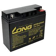 Long 12V 18Ah olověný akumulátor HighRate F3 (WP18-12SHR) - Nabíjecí baterie