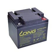 Long 12V 50Ah olověný akumulátor DeepCycle F8 (WP50-12NE)