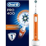 Oral-B Pro 400 Orange - Elektrický zubní kartáček
