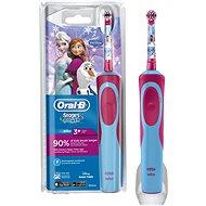 Oral-B Vitality Kids D12K Frozen - Elektrický zubní kartáček