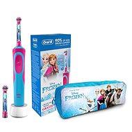 Oral-B Vitality Kids Frozen + penál - Elektrický zubní kartáček