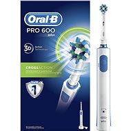 Oral-B PRO 600 Cross Action - Elektrický zubní kartáček