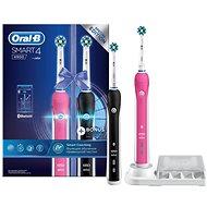 Oral-B Smart 4900 + Bonus rukojeť - Elektrický zubní kartáček