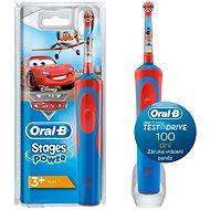 Oral-B Vitality Kids Cars - Elektrický zubní kartáček