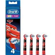 Oral-B Kids Cars náhradní hlavice 4ks