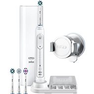 Oral B power brush Genius whitebox 9000