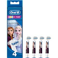Oral-B Stages Power Kids Electric Toothbrush Replacement Heads featuring Disney Frozen - 4-pack - Toothbrush Replacement Head