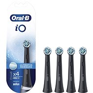 Oral-B iO Ultimate Clean Černé, 4 ks - Náhradní hlavice