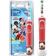 Oral-B Kids S Designem Od Brauna - Elektrický zubní kartáček pro děti