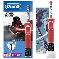 Oral-B Vitality Kids Star Wars + Travel Case - Electric Toothbrush for Children
