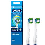 Oral-B Precision Clean Brush Head With CleanMaximiser Technology, Pack of 2