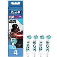 Oral-B Kids Star Wars Electric Toothbrush Heads, 4 Toothbrush Heads