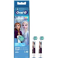 Oral-B Kids Frozen 2 Heads For Electric Toothbrush, 2 Heads