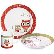 ORION Children's Dining Set OWL 3pcs - Children's Dining Set