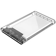 "Orico 2.5"" HDD/SSD transparent box - Externí box"