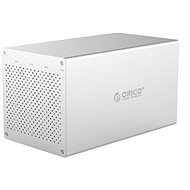 "ORICO Honeycomb RAID 4x 3.5"" HDD box USB-C - Externí box"