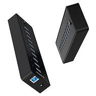 USB Hub Orico USB-A Hub 10xUSB 3.0 with power suply