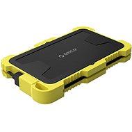 Orico 2759U3-GM-YL-BP Triple protection Žlutý - Externí box