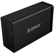 ORICO NS200RC3-EU-BK-BP RAID - Externí box