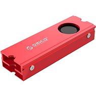 ORICO M2SRC červený - Chladič pevného disku