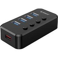 ORICO SWU3-4A-EU-BK-BP - USB Hub