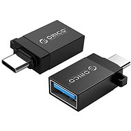 ORICO Type-C (USB-C) to USB-A OTG Adapter Black - Redukce