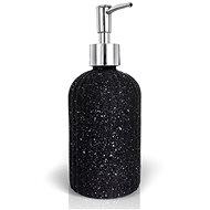 Dávkovač mýdla sklo/UH 0,45 l MARBLE  - Dávkovač mýdla