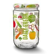Orion Jar + Lid 0,66l FRUIT
