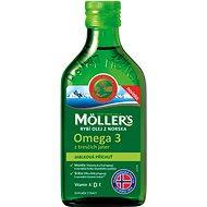 Möllers Omega 3 Jablko 250ml - Omega 3