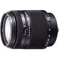 Sony 18-250mm f/3.5–6.3 - Objektiv
