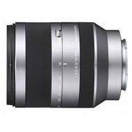 Sony 18-200mm f/3.5-6.3 stříbrný - Objektiv