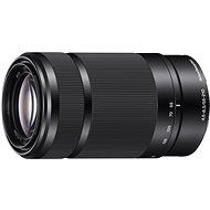 Sony 55-210mm f/4.5–6.3 černý - Objektiv
