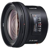 SONY 20mm f/2.8 - Objektiv