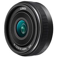 Panasonic Lumix G 14mm f/2.5 černý - Objektiv