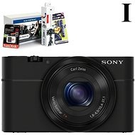 SONY DSC-RX100 + Alza Foto Video Starter Kit 2019