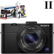 SONY DSC-RX100 II + Alza Foto Starter Kit - Digitální fotoaparát