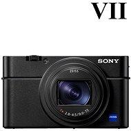 SONY DSC-RX100 VII - Digitální fotoaparát