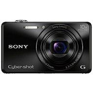 Sony CyberShot DSC-WX220 černý - Digitální fotoaparát