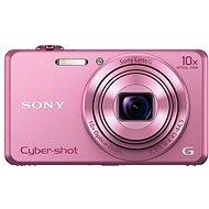 Sony CyberShot DSC-WX220 růžový - Digitální fotoaparát