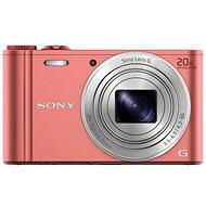 Sony CyberShot DSC-WX350 růžový - Digitální fotoaparát