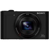 Sony CyberShot DSC-WX500 černý - Digitální fotoaparát